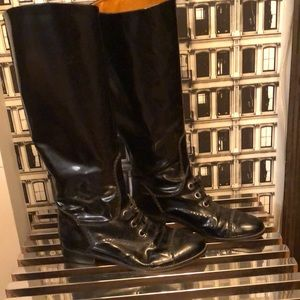 Carven boots in EUC